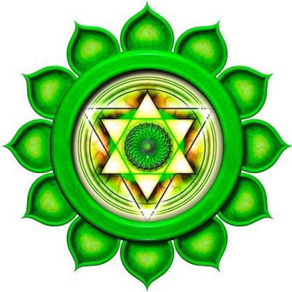 Анахата чакра. Любовь, принятие, красота. Обиды и разочарования.